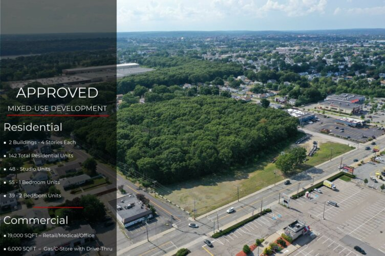 Approved Mixed-Use - Newport Center Rumford RI-02-01
