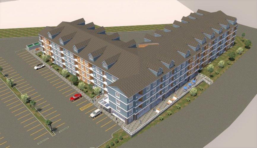 real estate Development Randolph Areal 1