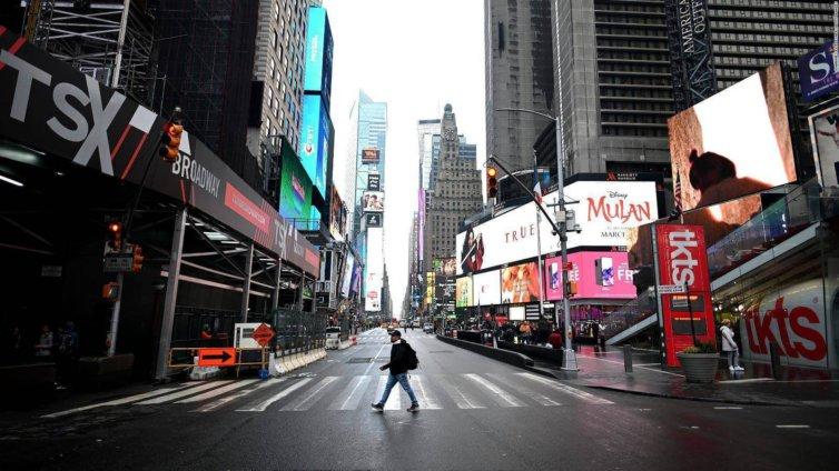 Corona Virus New York