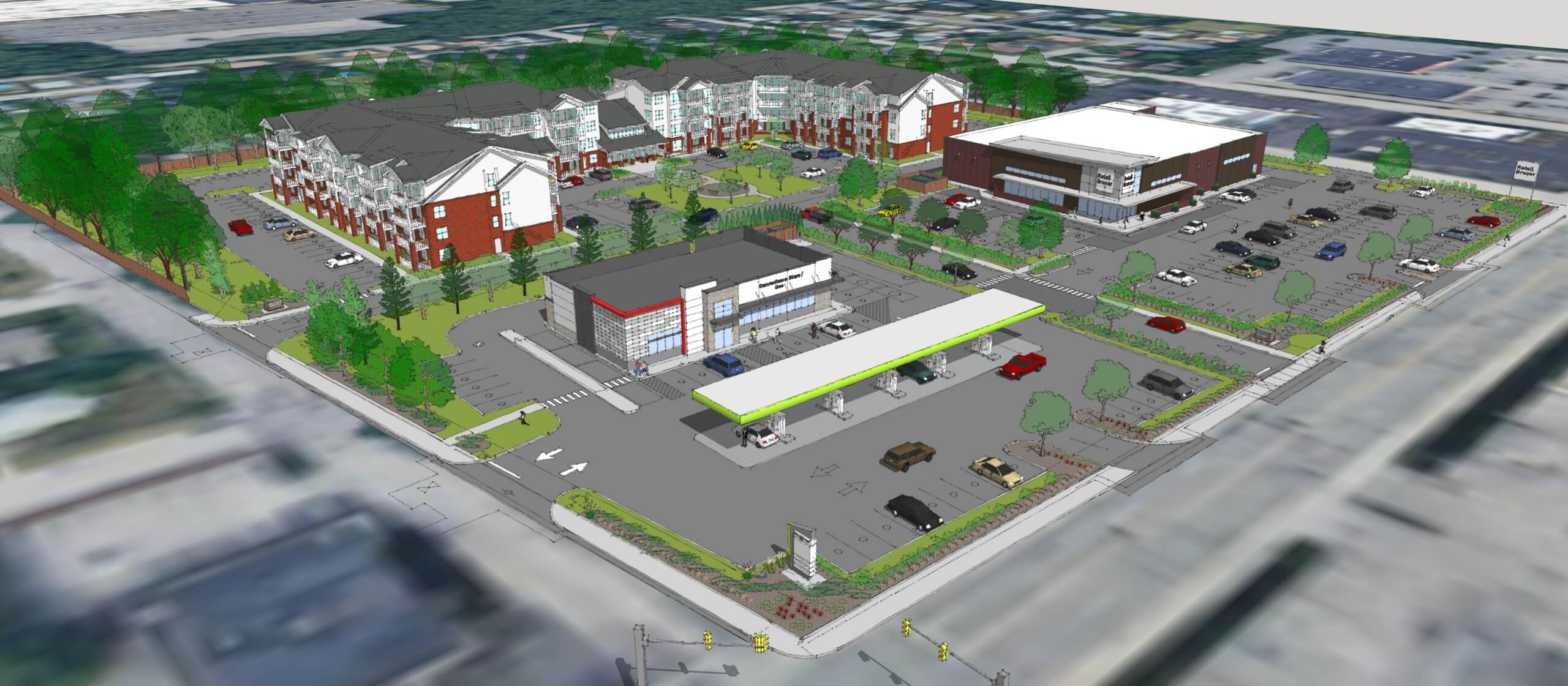 East Providence Planning Board approves 'Newport Center' mixed-use project 1