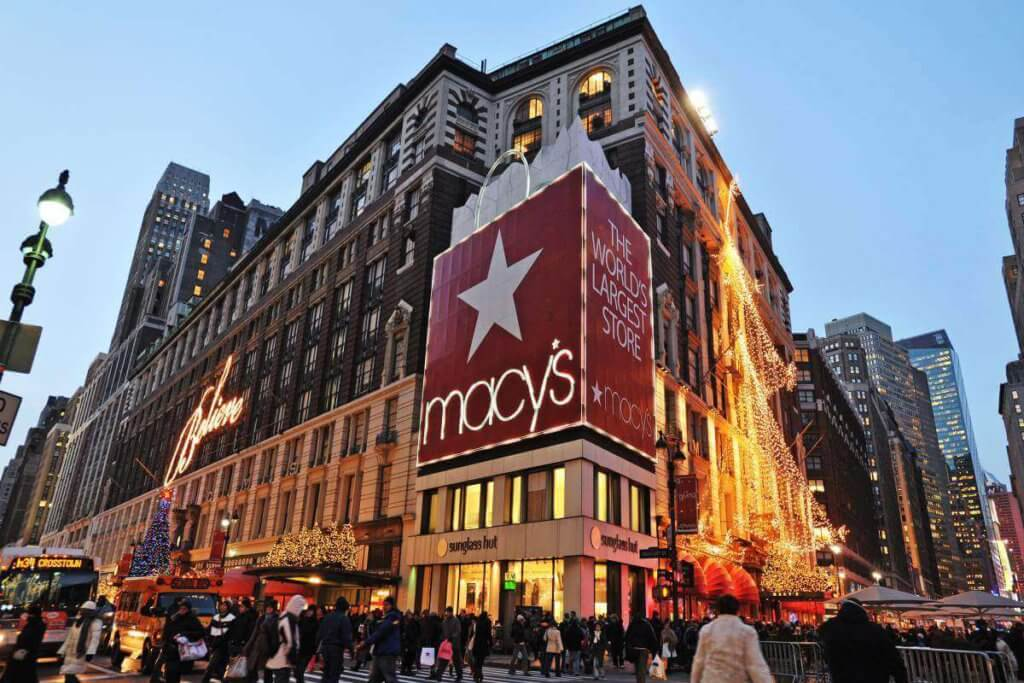 Macy's to Close 125 Stores, Grow Digital Business 1