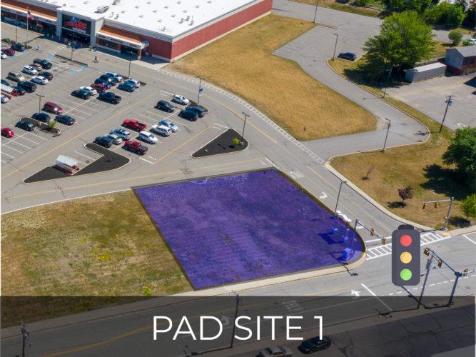 Pad Site 1 - Price Chopper Shopping Center
